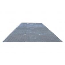 Zemes aizsargi MultiTrack M31 3,0 m x 1,0 m x 13 mm paklājs