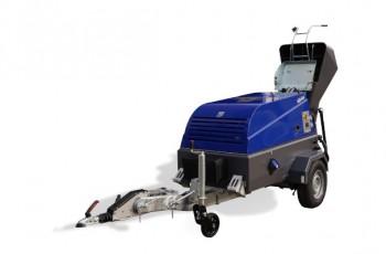 BMS ALPHA CR - jaunās paaudzes barošanas mašīna