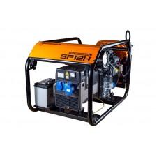 Generga SP12H benzīna elektriskais ģenerators
