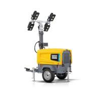 Atlas Copco HiLight V4 + gaismas tornis