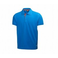 Helly Hansen Oxford Polo krekls zils L