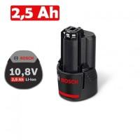 BOSCH GBA 12V akumulators 2,5 Ah