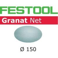 FESTOOL Granat Net slīppapīrs  P240 150 mm (1 gab.)