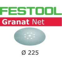 FESTOOL Granat Net slīppapīrs P80 225 mm (1 gab.)