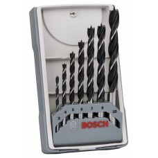 BOSCH X-Pro Line urbju komplekts kokam 3-10 mm (7 gab.)