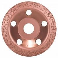BOSCH izliekts smalkais slīpripas disks 115 mm