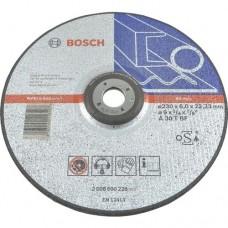 BOSCH slīpripas tēraudam 230x6 mm