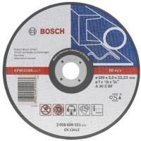 BOSCH A30 S BF griešanas disks metālam 180x3 mm
