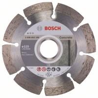 BOSCH Standard for Concrete dimanta zāģa disks 115 mm