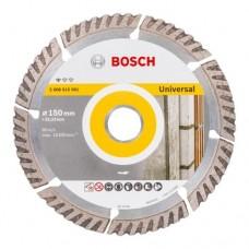 BOSCH Standard for Universal dimanta ripzāģa disks 150 mm
