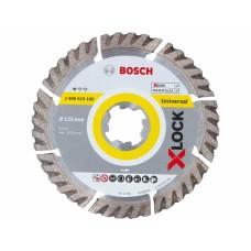 BOSCH X-LOCK Standard for Universal dimanta disks 125x1,6 mm