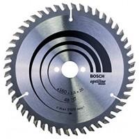 BOSCH OptilineWood disks 160x2,6x20/16 mm T48