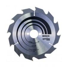 BOSCH OptilineWood zāģa disks 190x2,6x30 mm T12