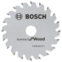 BOSCH OptilineWood zāģa disks 85x1,1 mm T20