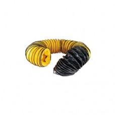 MASTER gaisa šļūtene 610x7600 mm dzelteni melna