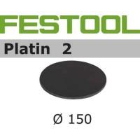 FESTOOL Platin 2 slīpēšanas papīrs S500 150 mm