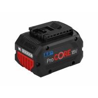 BOSCH GBA 18V 8,0 Ah ProCORE akumulātors