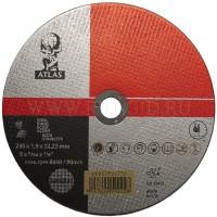 NORTON ATLAS griešanas disks nerūsējošam tēraudam 230x1,9 mm