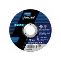 NORTON VULCAN griešanas disks tēraudam 150x2 mm