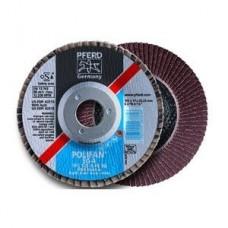PFERD PFC125 ziedlapu slīpēšanas disks A40 125 mm