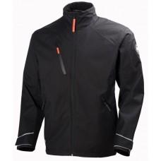 Helly Hansen Brugge flīsa melna / oranža XL