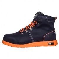 Helly Hansen Frogner apavi melni / oranži 43