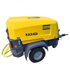 Atlas Copco XAHS 38 mobilais kompresors