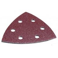 Makita Delta smilšpapīrs kokam K60 93x93 mm (10 gab.)