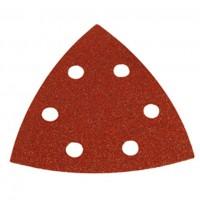 Makita Delta smilšpapīrs kokam K80 93x93 mm (10 gab.)