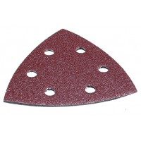 Makita Delta smilšpapīrs kokam K100 93x93 mm (10 gab.)