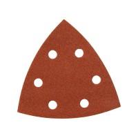 Makita Delta smilšpapīra komplekts kokam (10 gab.)
