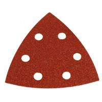 Makita Delta smilšpapīrs kokam K240 93x93 mm (10 gab.)