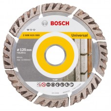 BOSCH Standard for Universal dimanta ripzāģa disks 125x2 mm