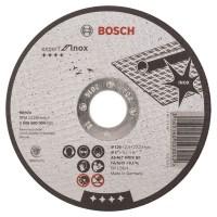 BOSCH AS 46 T INOX BF griešanas disks nerūsējošajam tēraudam 125x2 mm