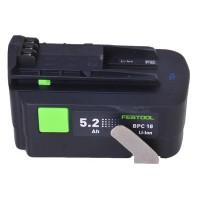 FESTOOL BPC 18 akumulators 5,2 Ah