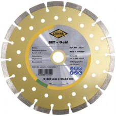 Dimanta ripa 230 mm Beton Gold