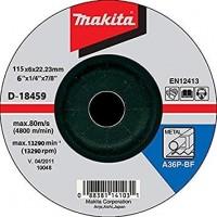 Makita A 24 R slīpripas tēraudam 115x6 mm