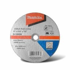 Makita metāla griešanas disks metālam 230x2,5 mm