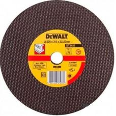 DeWALT DT3430 diskas metalui pjauti 230x3 mm