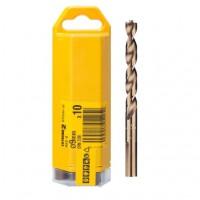 DeWALT HSS-G EXTREME2 urbis metālam 8,5x117 mm (10 gab.)
