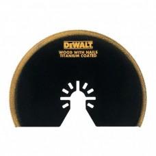 DeWALT 100 mm multitool Titanium asmenis