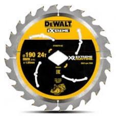 DeWALT DT40270 ripzāģa disks kokam 190x1,55 mm T24