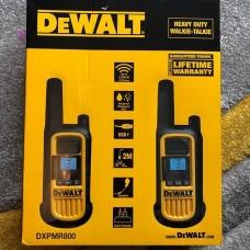 DeWALT DXPMR800 rācijas (2 gab)