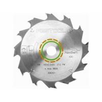 FESTOOL griešanas disks kokam 160x2,2 mm PW12