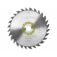 FESTOOL griešanas disks kokam 160x2,2 mm W28