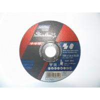 NORTON STARLINE griešanas disks metālam 125x1,6 mm