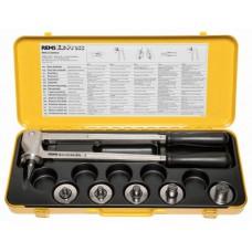 REMS Ex-Press Cu komplekts 12-15-18-22 cauruļu paplašinātājs