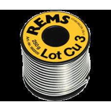 REMS Lot Cu 3 mīkstais lodmetāls