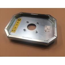 Optimas SV200E pacelšanas plāksne ierīcei līdz 150kg. 300x600mm