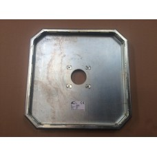 Optimas pacelšanas plāksne SV500A ierīcei līdz 500 kg. 400x500mm